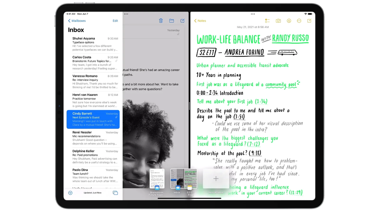iPadOS 15は、iPad Proのパワフルな性能を存分に活かせそう #WWDC 2021