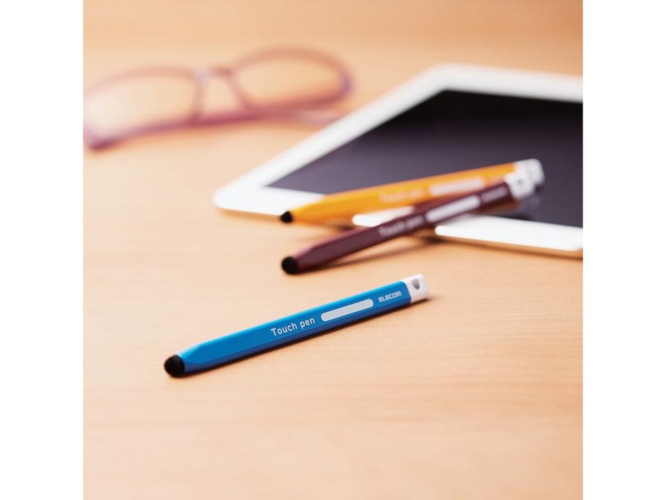 筆箱に1本は入っている時代に。手の大きさに合わせて選べる子ども用タッチペン