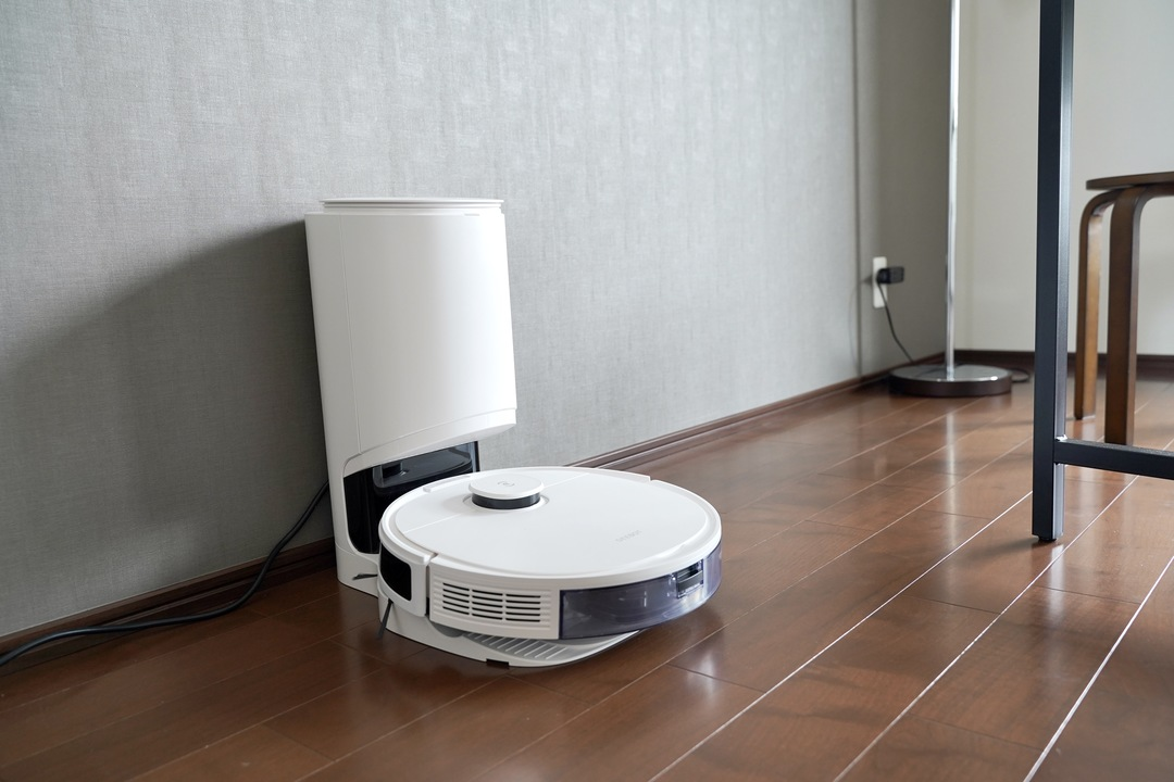 今買うならコレ。低価格で1台2役をこなすロボット掃除機「DEEBOT N8+」