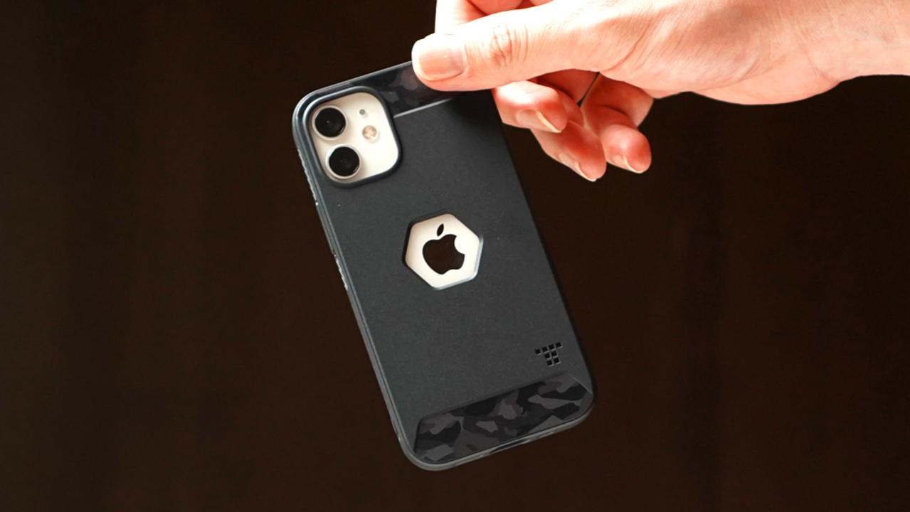【読者限定20%オフ】耐衝撃性能良しっ! 大事なiPhoneをミルスペックケースで保護してみた
