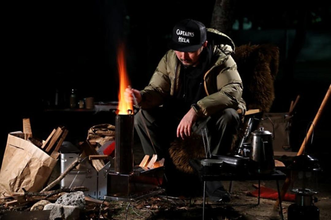 焚き火や調理に大活躍! 炎を満喫できる国産キャンプギア「Bonflame」が登場