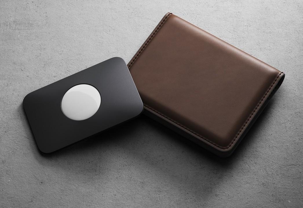 AirTagがカードに変身するアクセサリ