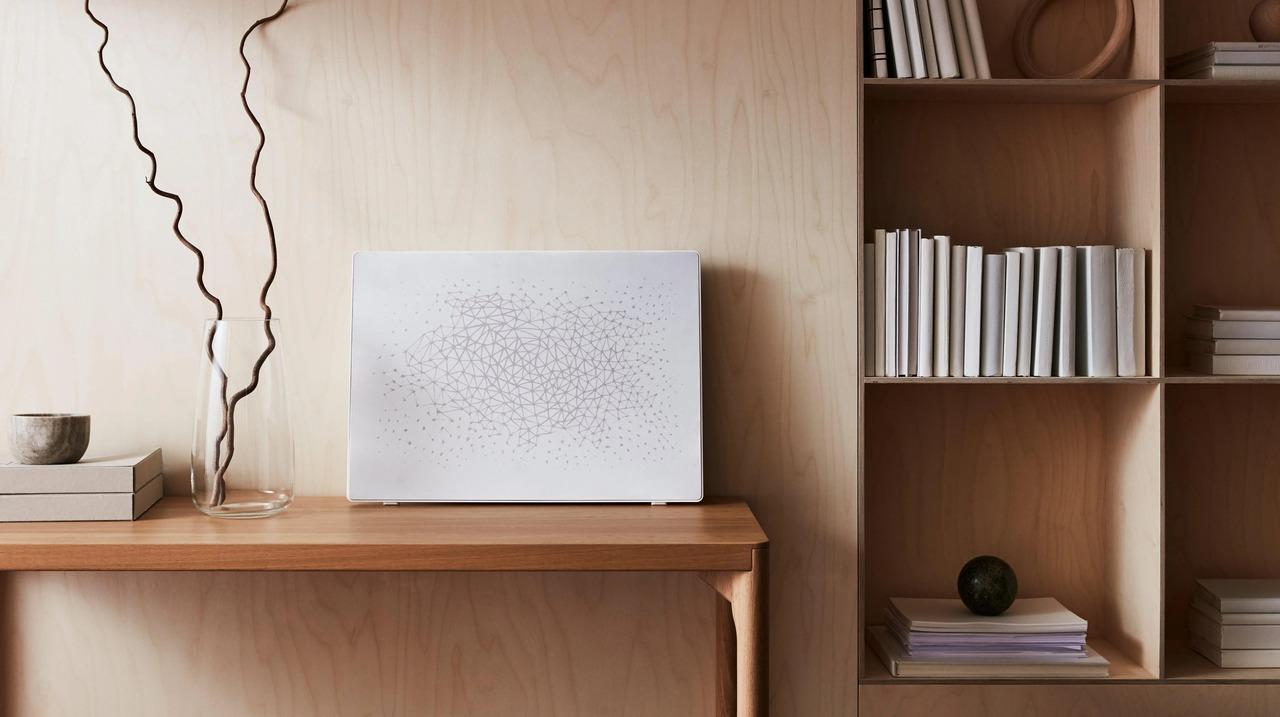 壁のスペースもったいなくね? IKEAのアートなスピーカーを飾ればいいじゃない