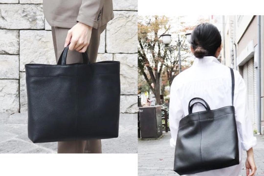 シンプルは美しい。ミニマルデザインなこだわりトート「KIITSU BAG」間もなくキャンペーン終了