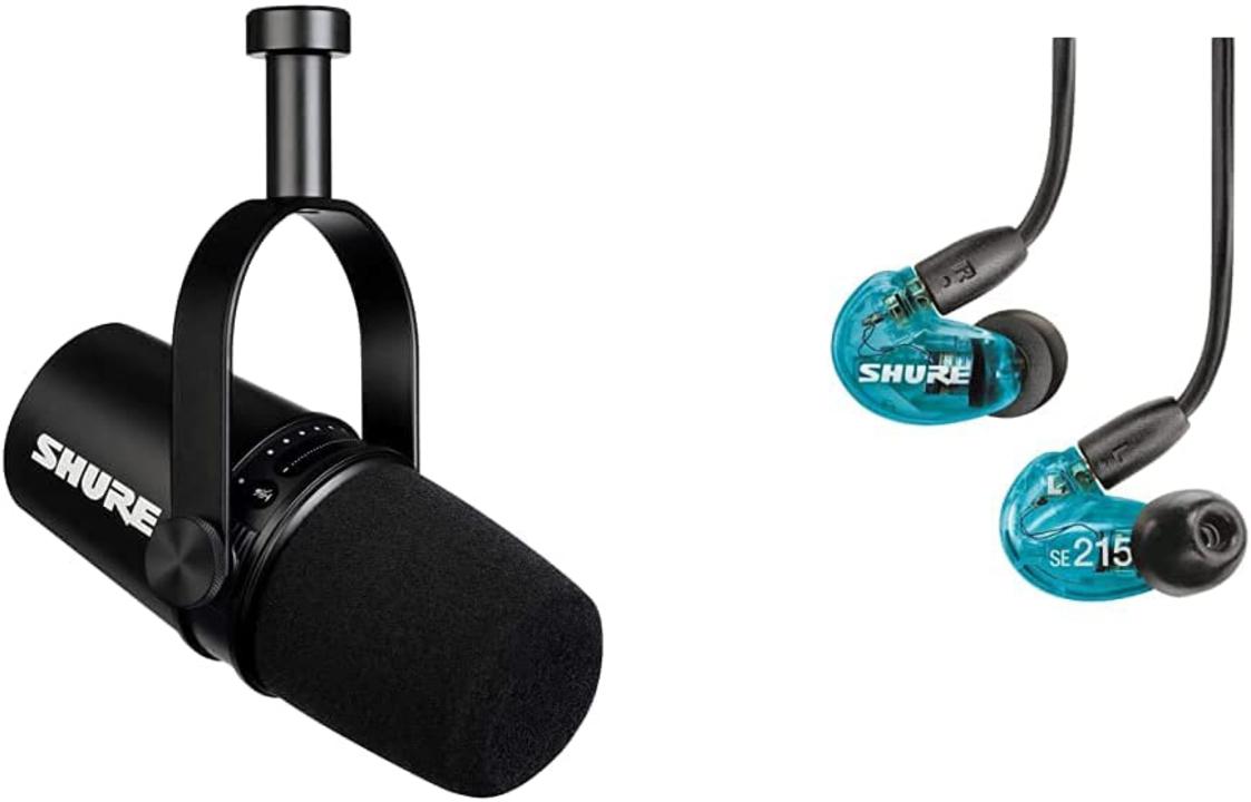 【Amazonプライムデー】Shureの配信向けマイクが、イヤホンとのバンドルでお得価格に!