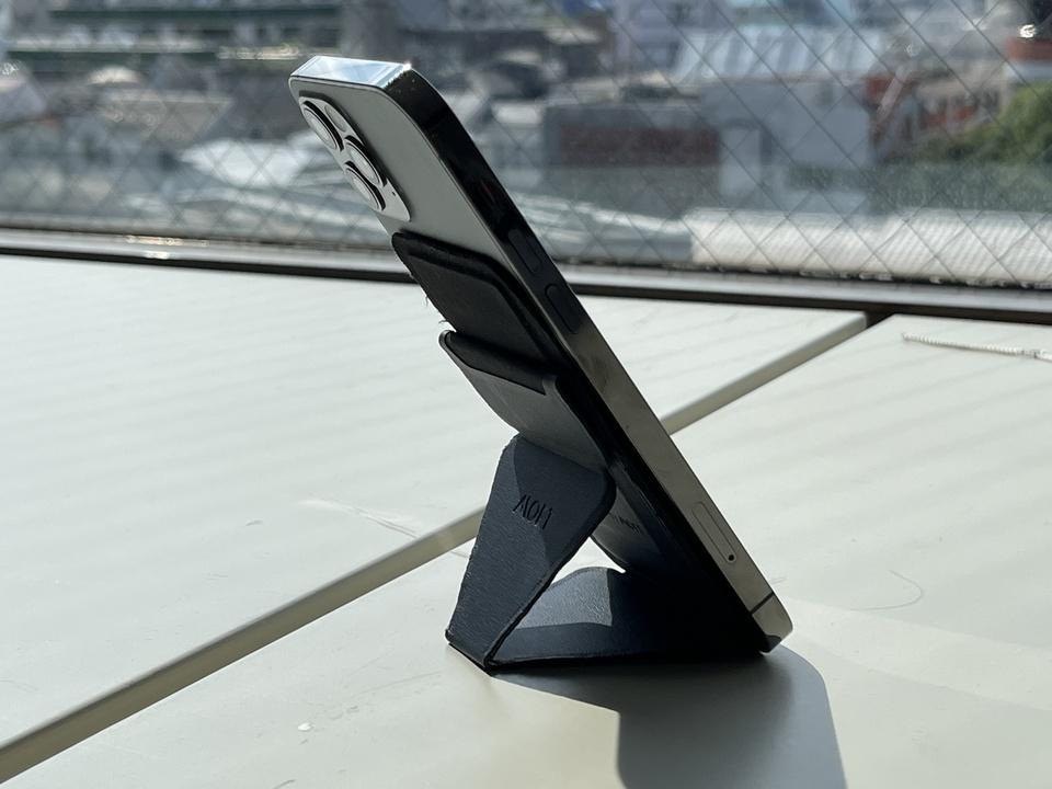 【Amazonプライムデー】iPhone 12シリーズとベストマッチなスタンド&ウォレット「MOFT Snap-On」がお得な値段で手に入る!