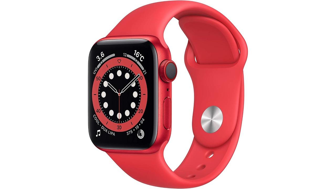 【Amazonプライムデー】最新のApple Watch Series 6がなんと5万円切り。最新モデルのセールは珍しい
