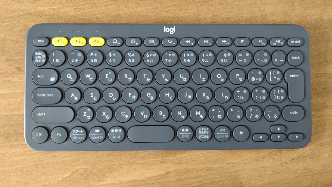 【Amazonプライムデーで買ったもの】リモートワークを快適にするためBluetoothキーボードを買ってみた