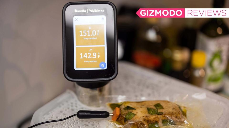 ハイテク真空調理器レビュー:家庭用調理器としてはオーバースペックでもプロ並みのお料理ができた!