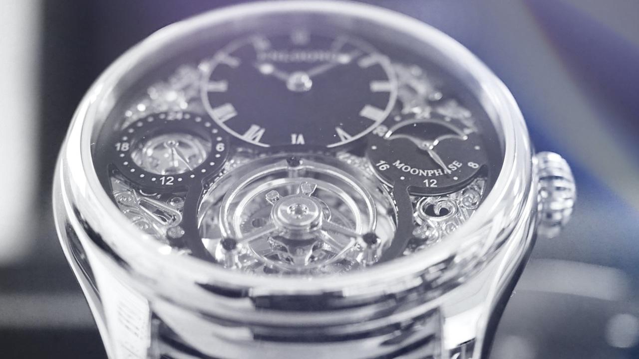 憧れのトゥールビヨン腕時計をリーズナブルに。「ENLOONG.ELT2003」のプロジェクトが間もなく終了!