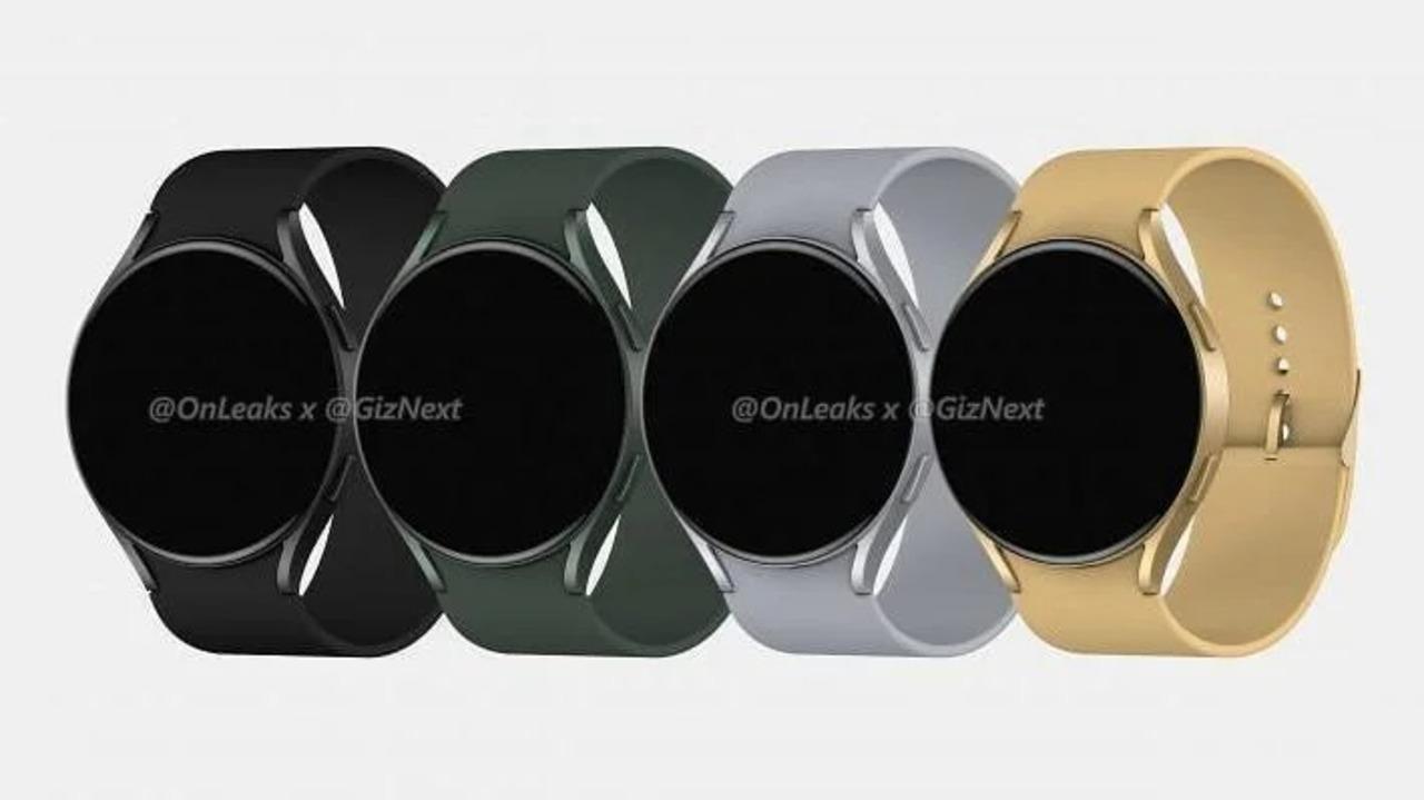 レンダリング画像リーク! 新Wear OS初搭載端末はサムスンの「Galaxy Watch Active 4」になる説濃厚