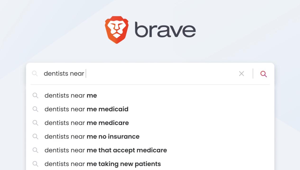 乗り換える? プライバシー重視ブラウザのBrave、検索エンジンを公開
