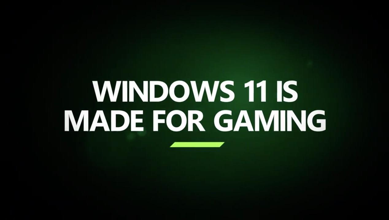Windows 11は「あつまれゲームの森」になりそう!