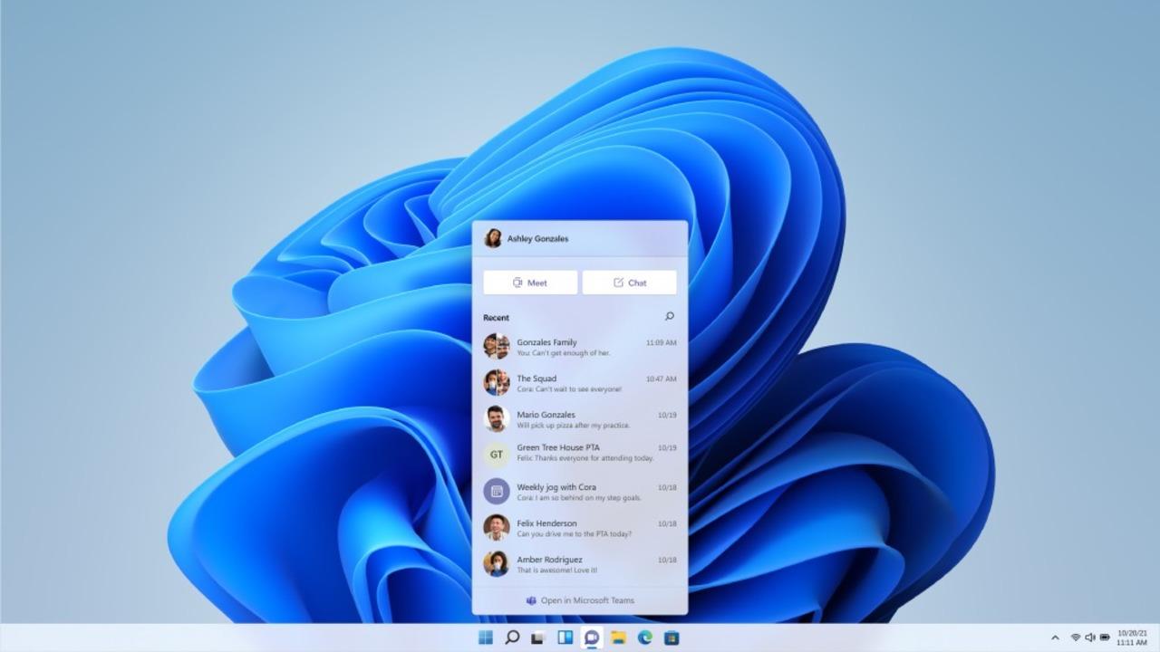 Windows 11、UIが素敵方面に大きく変わります
