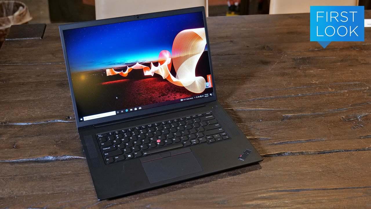 レノボがThinkPad X1 Extremeを刷新、よりスリムかつパワフルに