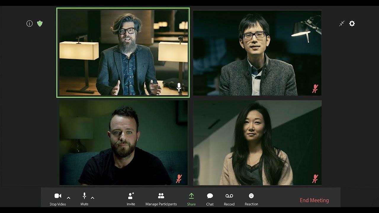 NVIDIAがウェブ会議で自分にウリふたつなCGアバターをリアルタイム生成する「NVIDIA Vid2Vid Cameo」を発表