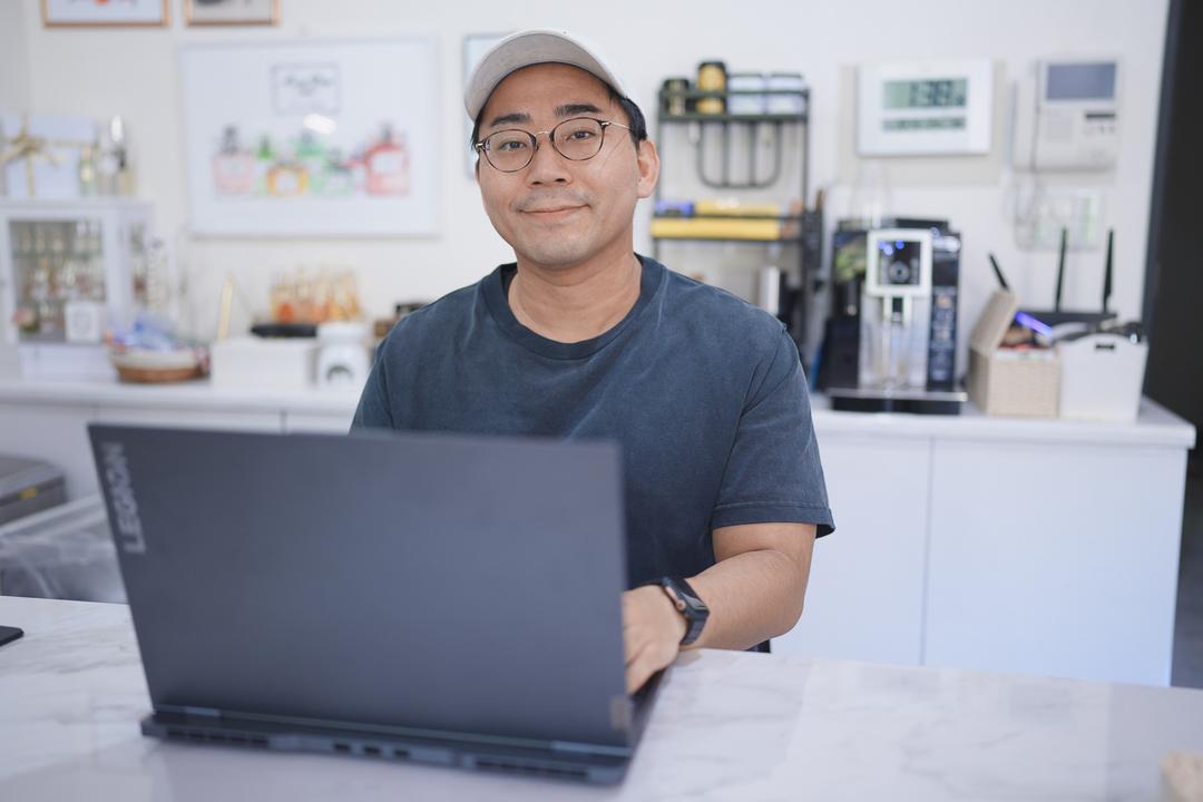 YouTuberにはゲーミングノートPCが噛み合うってホントなの?ワタナベカズマサさんに教えてもらった