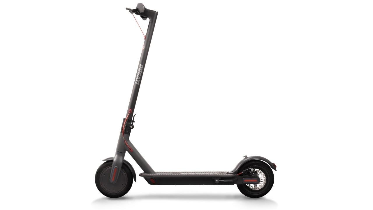 イタリアンバイクのドゥカティがeスクーター「PRO-I EVO」を発売。でもこれ中身はシャオミ?