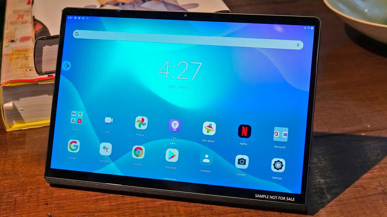 Androidタブレットを作りまくるレノボ、今回もいろいろ新商品を出してきました