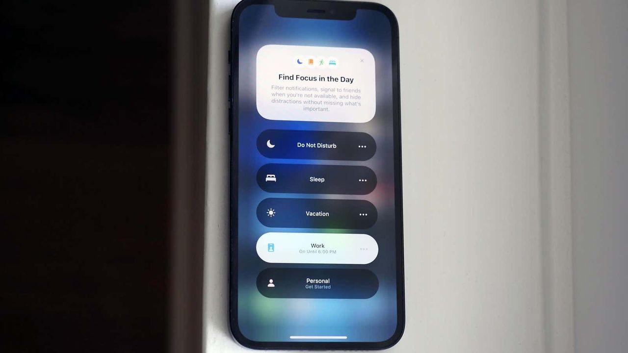 集中モードはスマホ依存脱却の切り札となるか:iOS 15ベータプレビュー