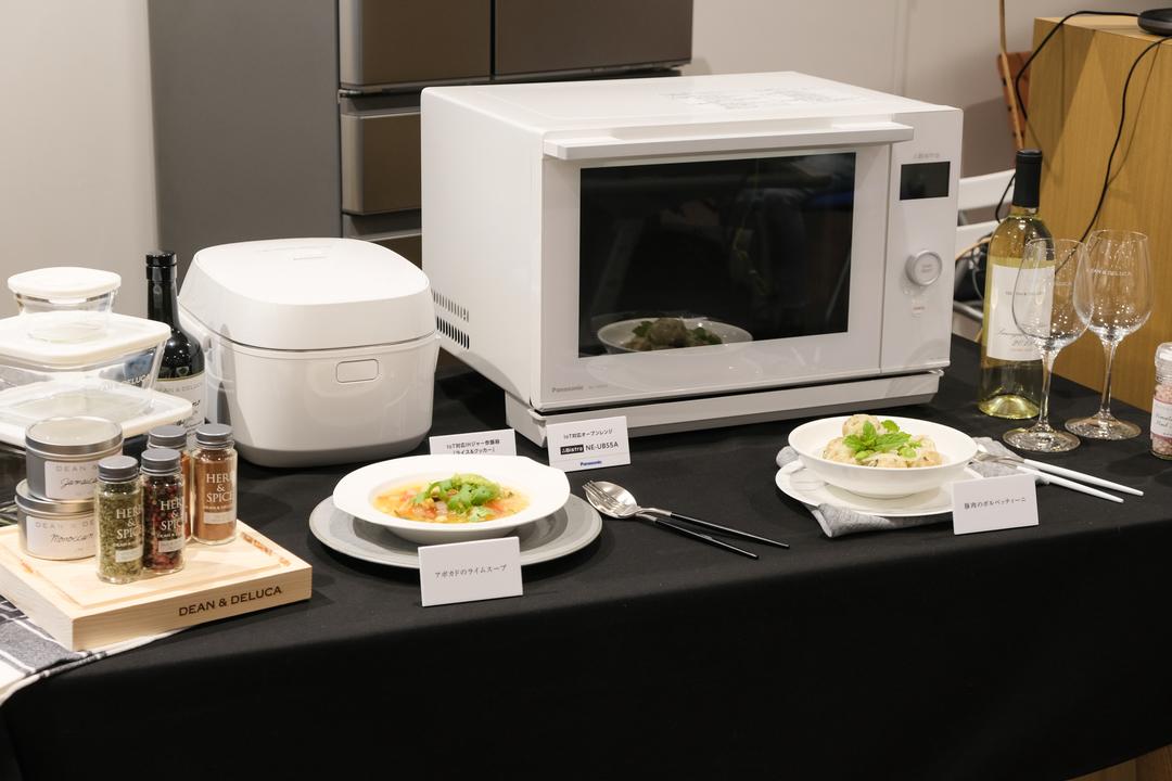 時代はフルスペックからマイスペックへ。パナソニックは調理家電体験に革命を起こす気だ!
