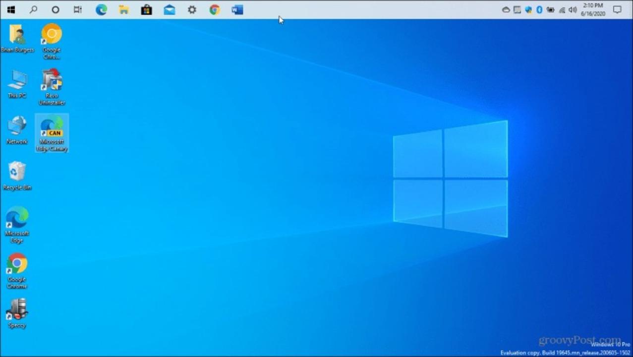 Windows 11の下部固定タスクバー、ハッキングすれば上部に変えられるって