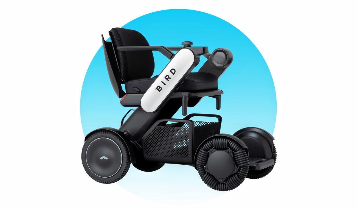 電動スクーターのBird ニューヨークで電動車椅子のテストプログラムを予定