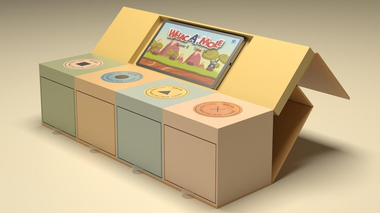 紙のパッケージが、スマホと連動してゲーム機や楽器になる技術! NFCって便利ですね〜