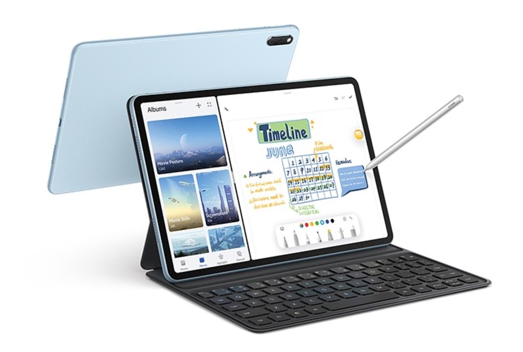 120Hz駆動で高色域! 「HUAWEI MatePad 11」はクリエイティブに使える11インチタブレット