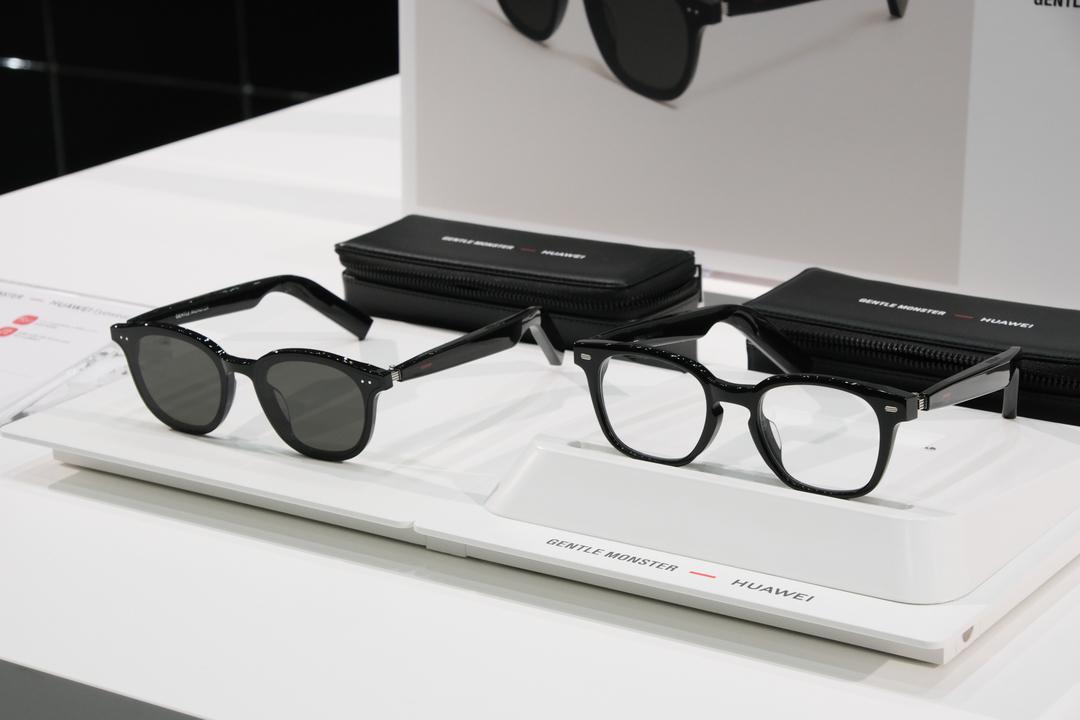 スピーカー搭載のスマートグラス「HUAWEI×GENTLE MONSTER Eyewear II」、メガネ的にカッコいいぞ!