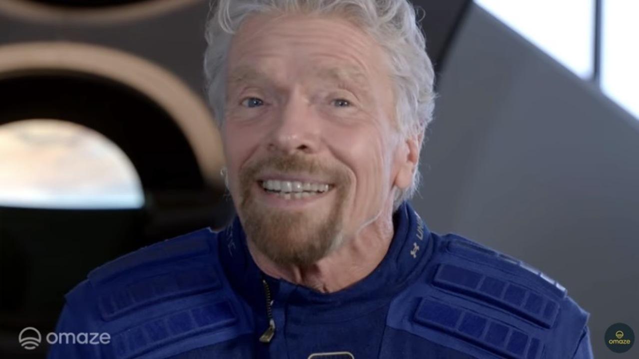ヴァージン・ギャラクティック、2名様を宇宙旅行にご招待!