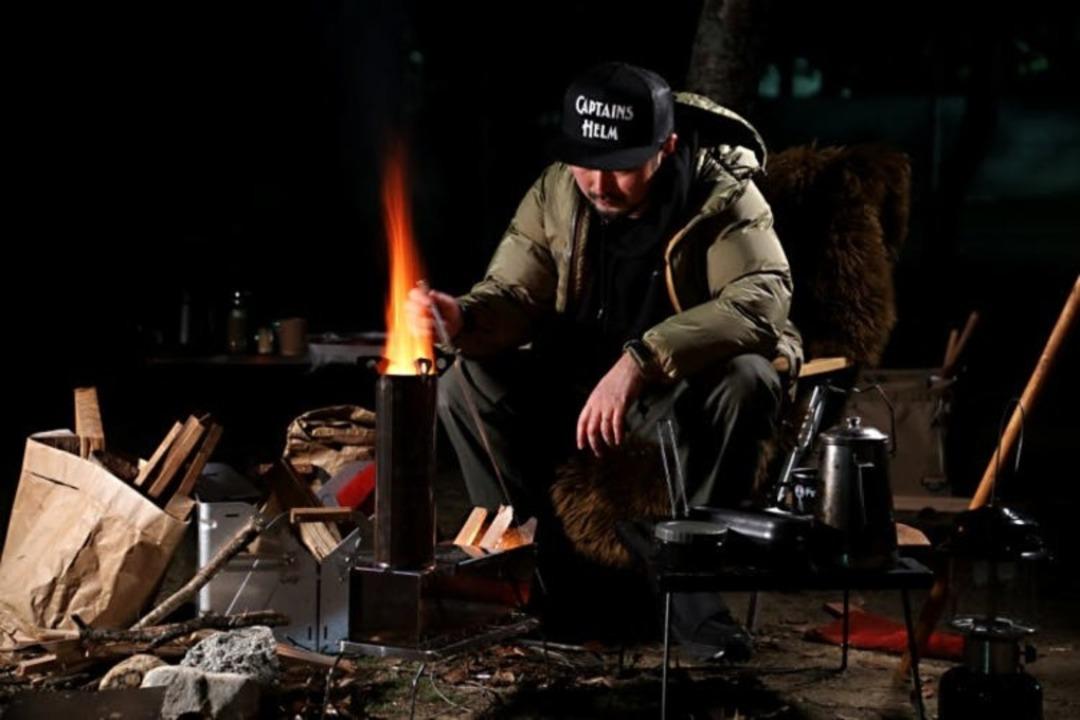 煙突も調理器具に!? キャンプに便利なロケットストーブ&コンロ「Bonflame」の先行販売が終了間近