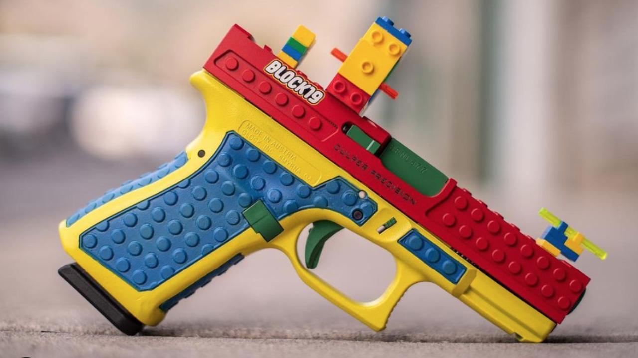 LEGOのおもちゃに見える本物の銃、非難の嵐で製造中止へ