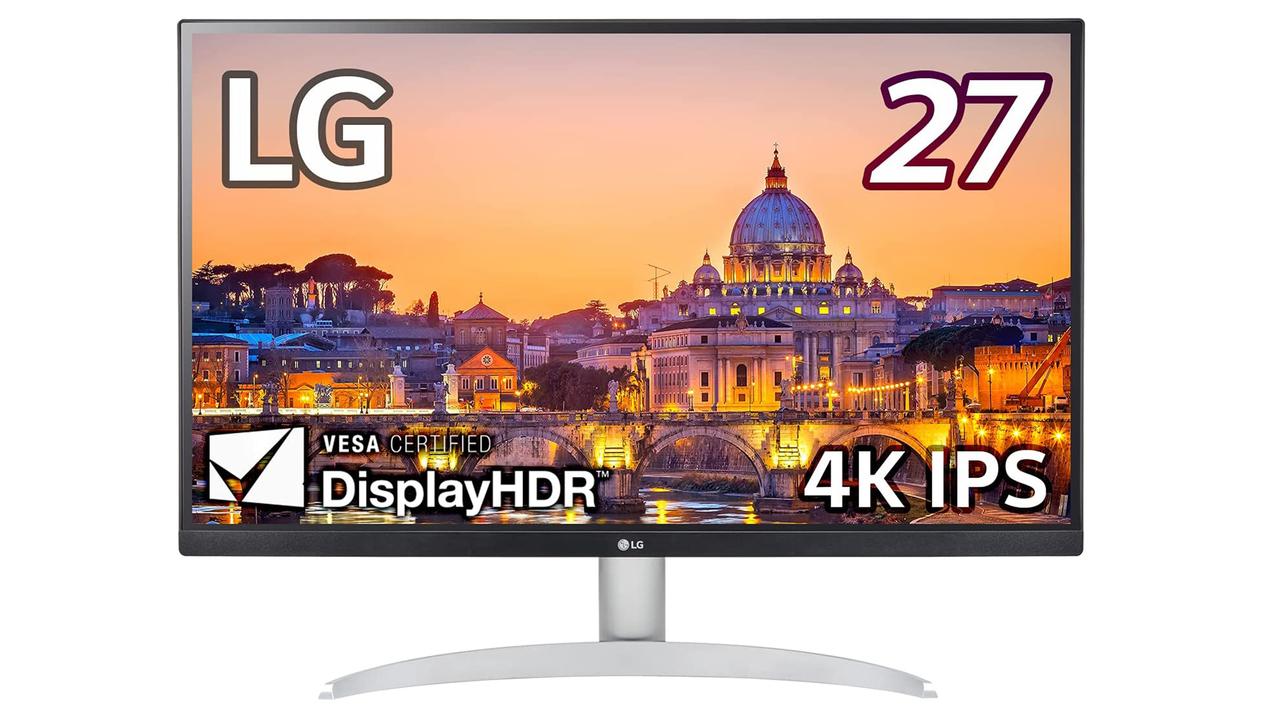 【Amazonセール】27インチで4KでIPSで。トレンドの大画面4Kモニターなのに3万4980円でいいんですか!?