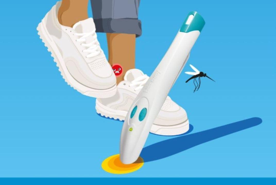 Bite Away レビュー:蚊に愛されボディを癒やす夏の新ガジェットがドイツで爆誕