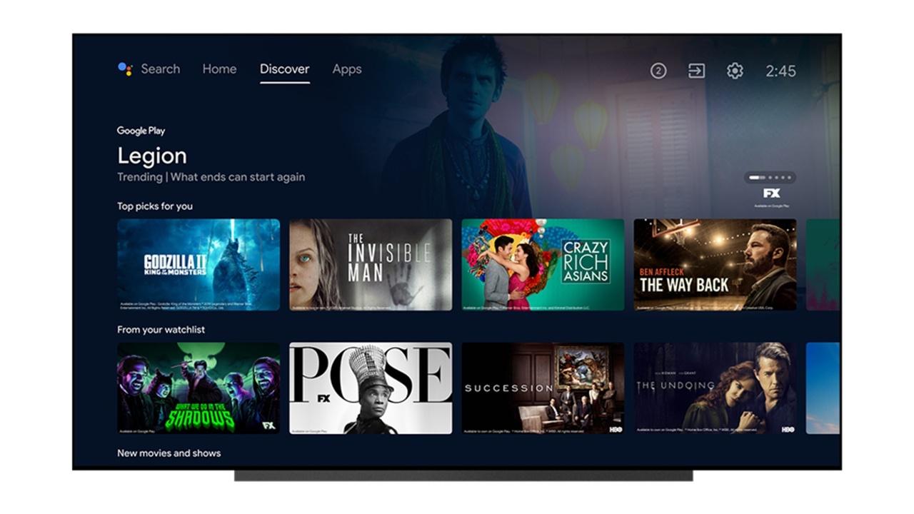 Android TVの最新アップデートでもっと自分好みのコンテンツにアクセスしやすくなりそう