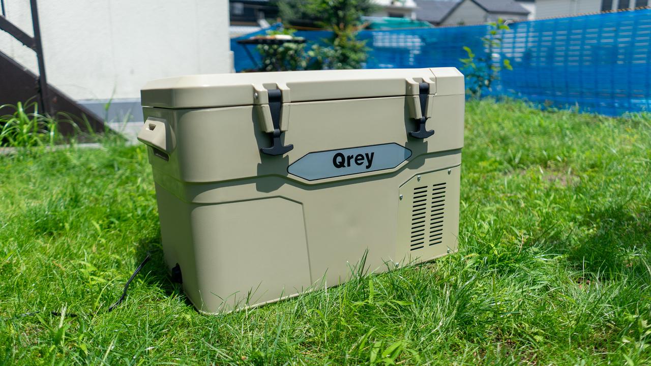 350ml缶が最大54本入る! 電源があればどこでも大活躍なポータブル冷蔵庫を使ってみた