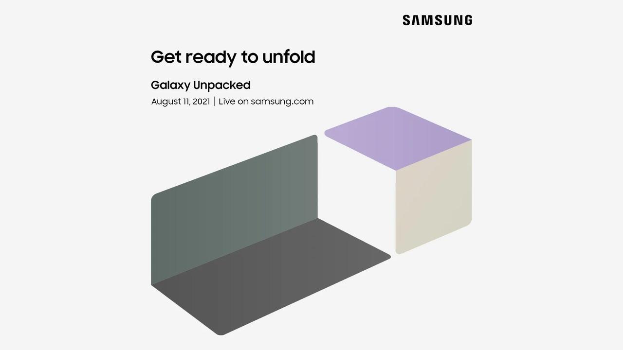 サムスンの新折りたたみスマホは、けっこうプライスダウンしてくるかも。8月11日発表です