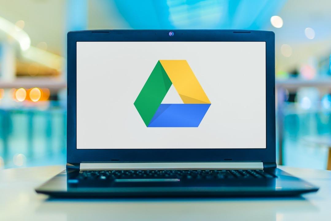 Googleドライブのブロック機能、スパムやしつこい人をサクッと排除できます