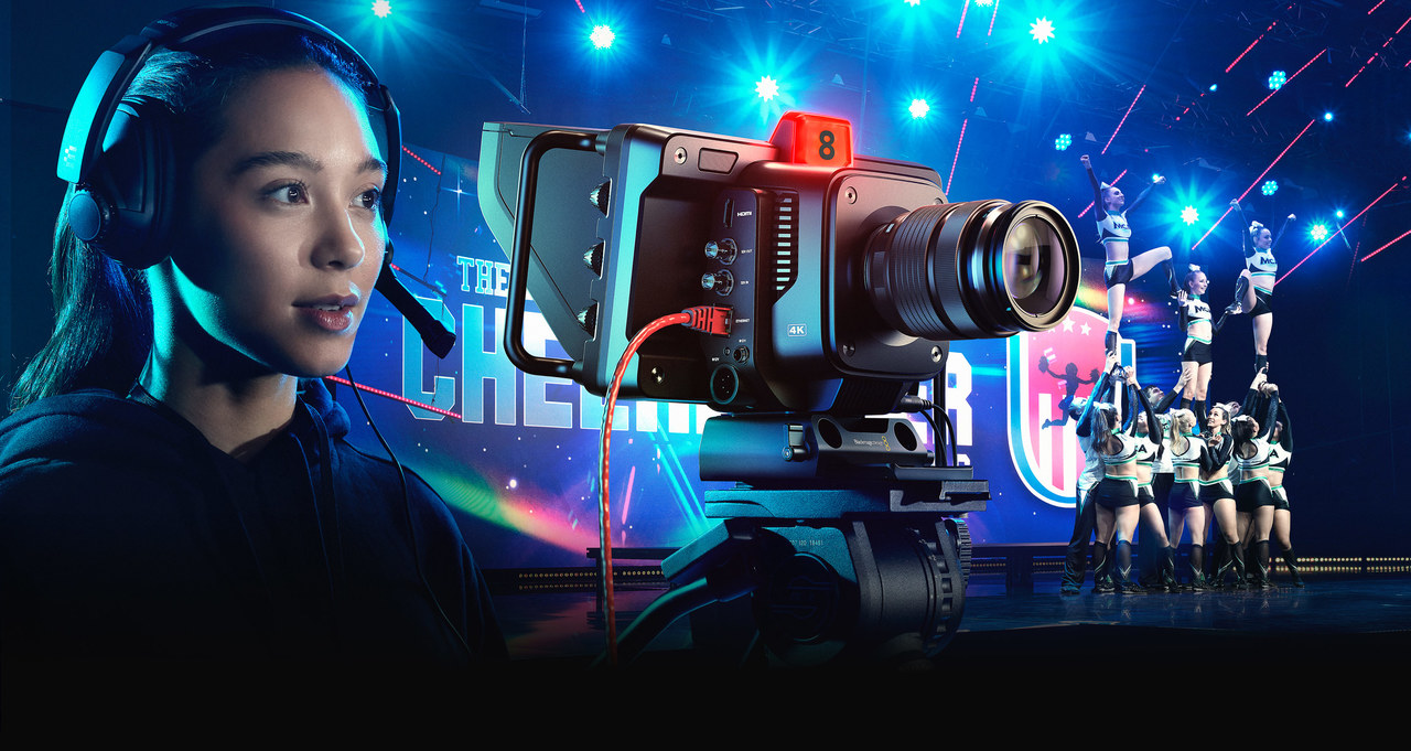 BlackmagicDesignからライブ配信用カメラが登場。お値段約15万円から