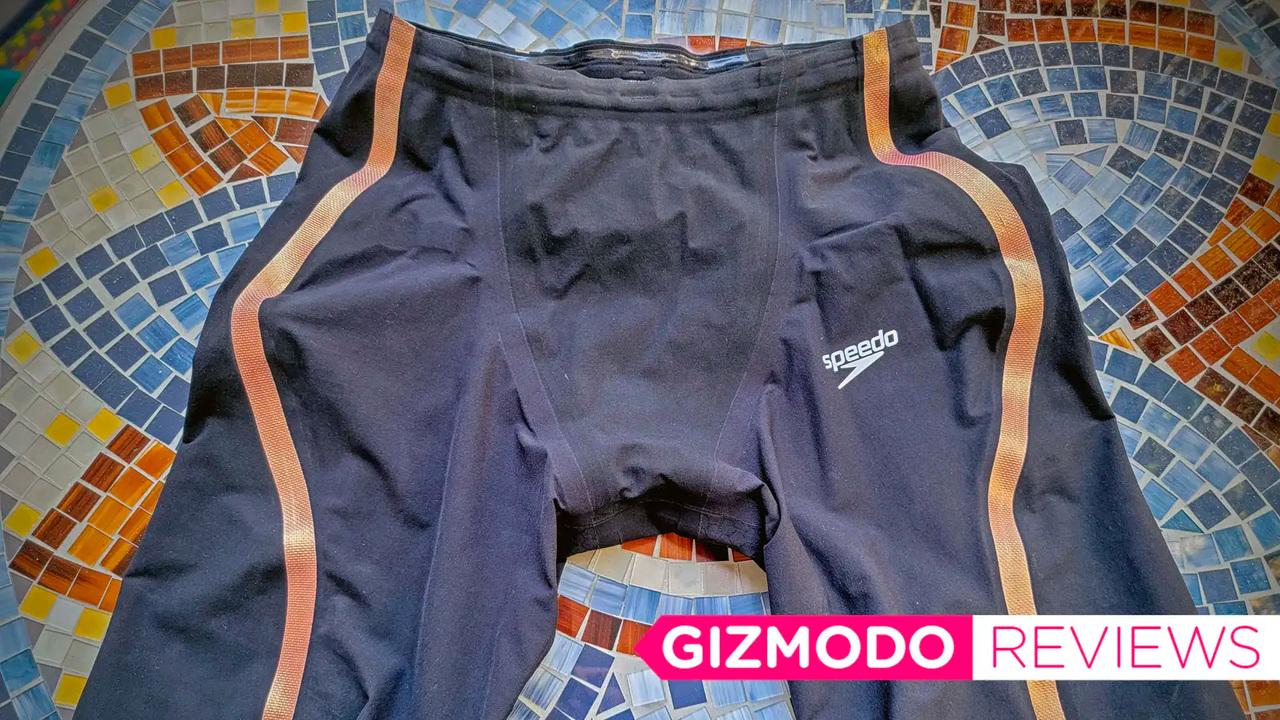 オリンピック選手の競泳水着は普通のスイマーでもビビるくらい速い:Fastskin LZR レビュー