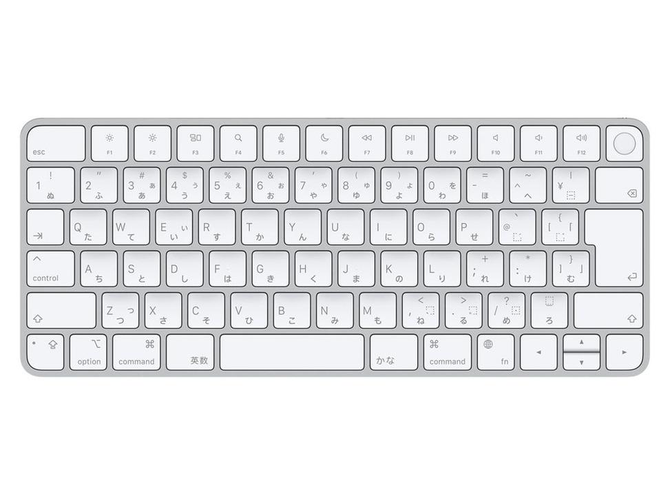M1ユーザーに朗報。iMacに付属のTouch IDつきキーボードが単独で買えます