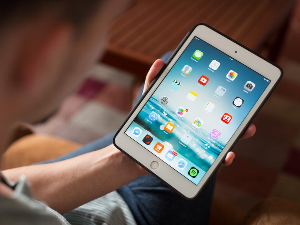 未来はどうなる? AppleがiPad miniの画面サイズアンケートを実施