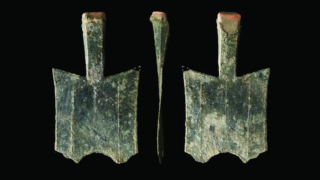 貨幣の起源に迫る! 中国で発掘された世界最古の造幣局