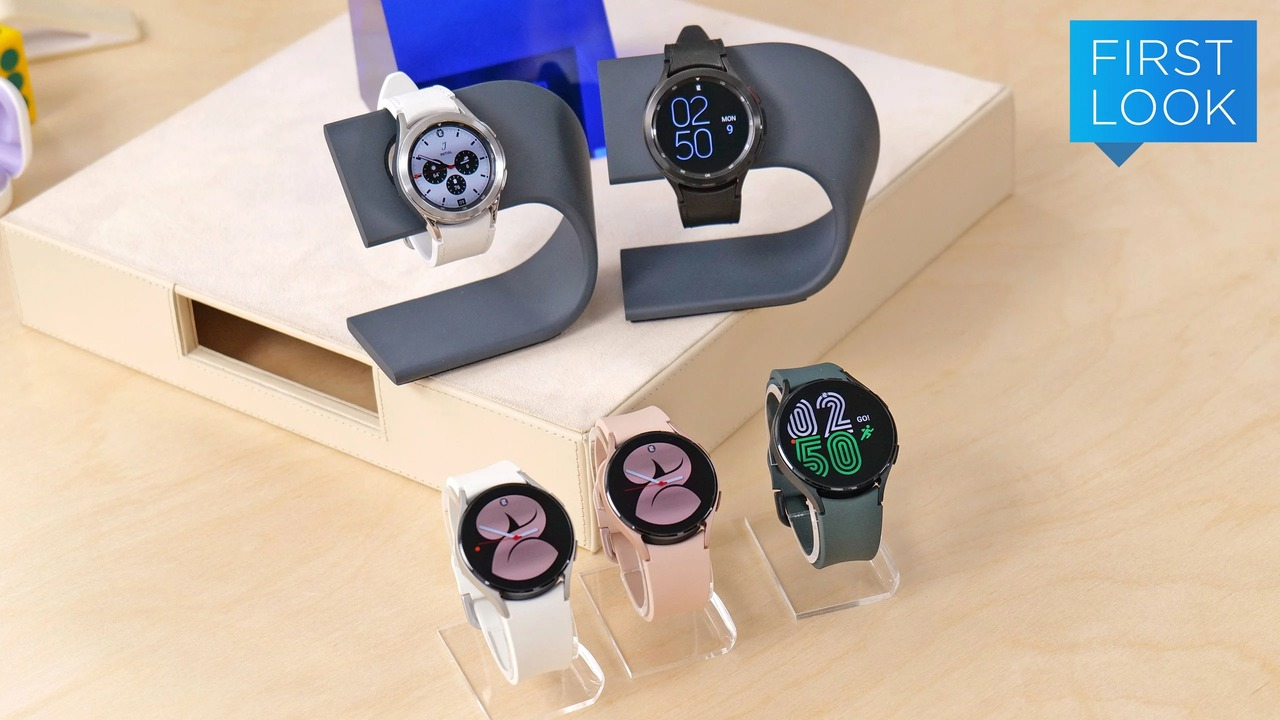 Galaxy Watch 4ファーストインプレッション:新Wear OSでAndroidウォッチの新時代到来!