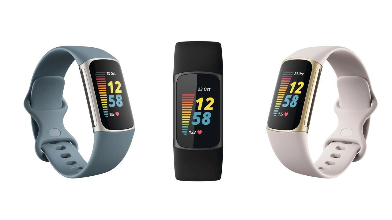Fitbit Charge 5リーク:最大アップデートはカラータッチスクリーン
