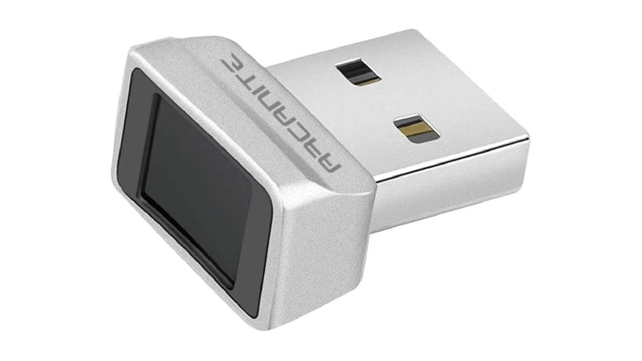 【Amazonタイムセール】2,000円であなたのPCが指紋認証マシンに!