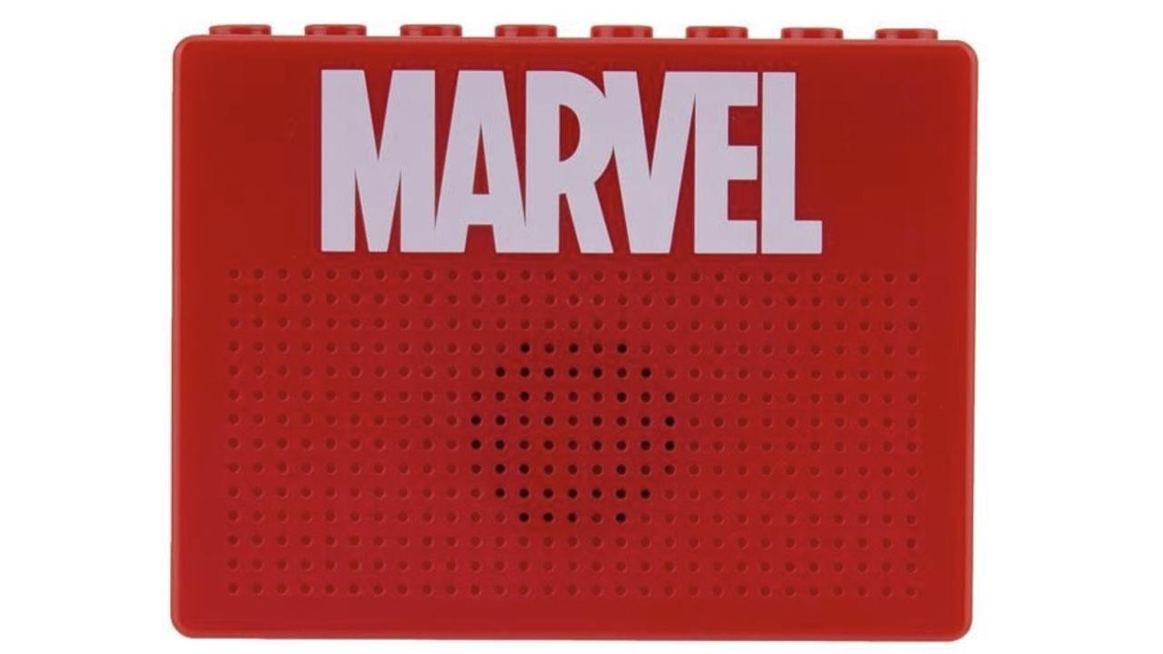 『アベンジャーズ』の効果音8種類が鳴る箱。持っていないといけないような気がするガジェットかも