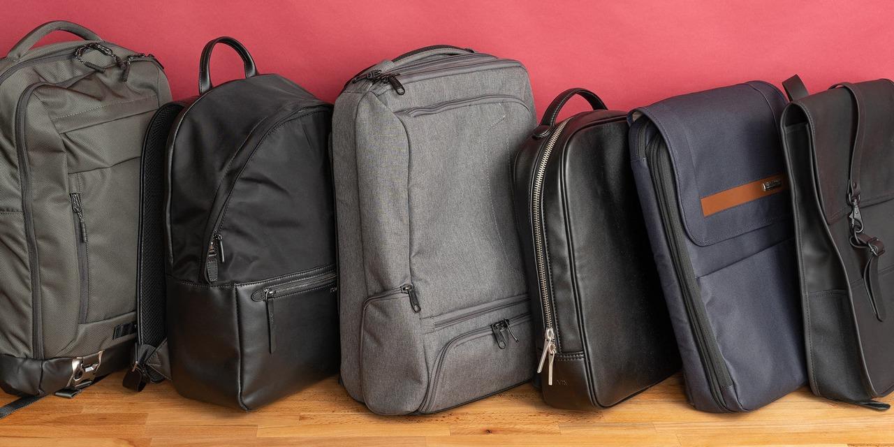 PCバッグおすすめ7選。通勤、通学に使えるバックパックを厳選
