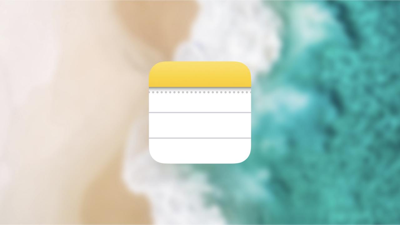 iPadOS 15の純正「メモ」アプリがちょっとズルい